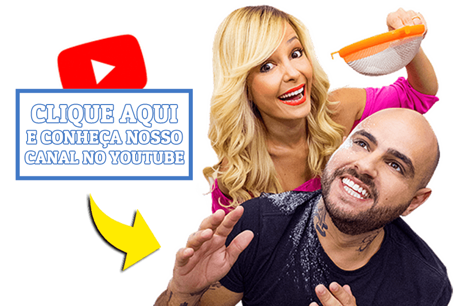 Youtube do Ana Maria Brogui