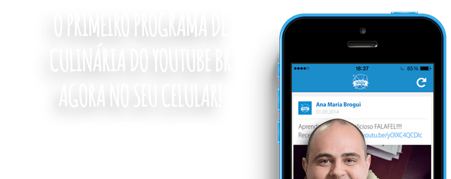 App do Brogui!