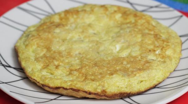 Tortilla de Ruffles de Guerrilha