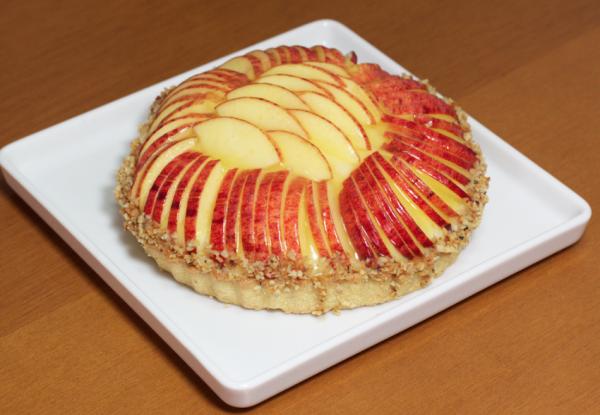 Torta de maçã do filme American Pie