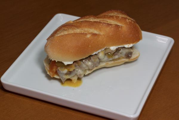 O melhor sanduíche do mundo