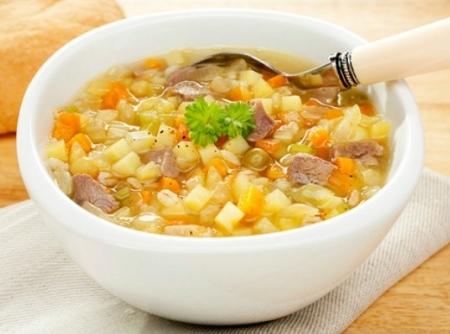 Sopa Tradicional