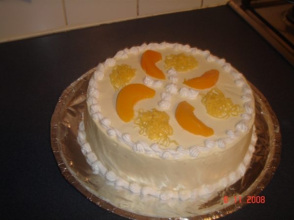 Recheio de bolo