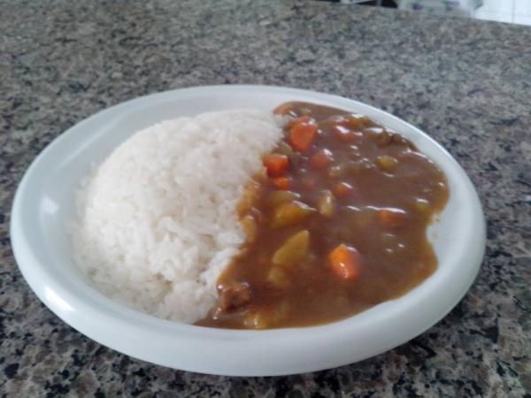 Karê Japonês (Curry)