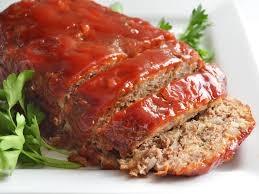 Bolo de Carne estilo Americano