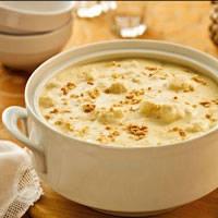 Sopa Saborosa de Couve-Flor