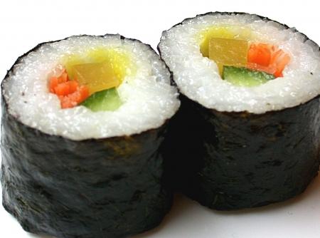 Sushi Rápido e Fácil (uramaki)