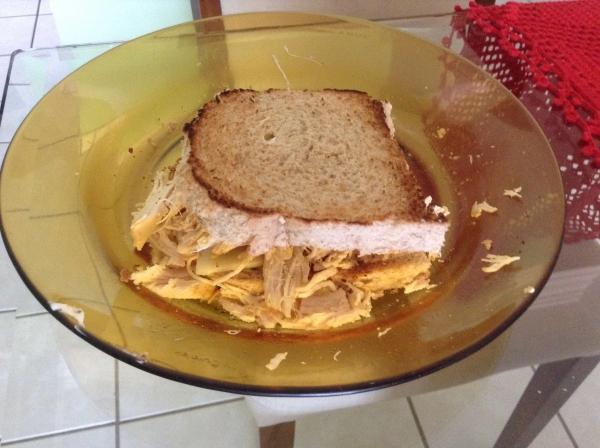 Sanduíche maromba