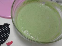 Molho verde de alho