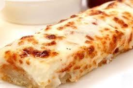 Pão de Alho com Crosta de Queijo