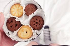 Biscoitos de Cappuccino