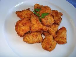 Nuggets de Frango Recheado