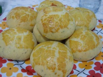 Pão de orégano