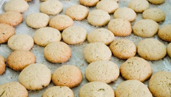 Biscoitos de limão - Sem leite e soja