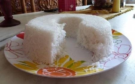 Cuscuz de arroz