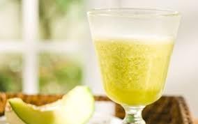 Suco de Abacaxi Com Melão