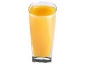 Vitamina de manga com pêssego