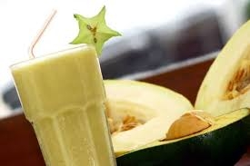 Vitamina de Abacate e Melão