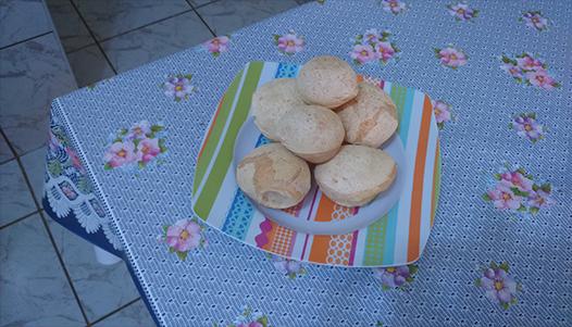 Pão de Queijo da Vovó Cecília