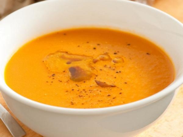 Sopa de Cenoura