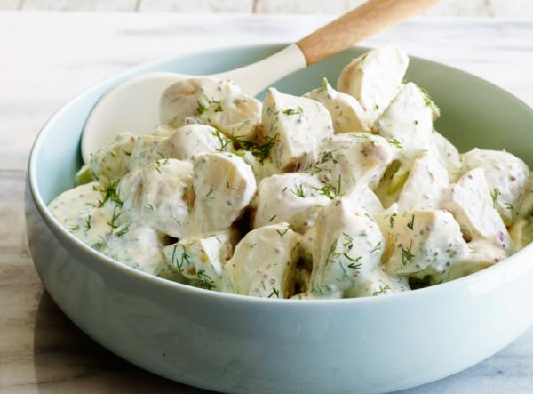 Salada de Batata (Potato Salad)