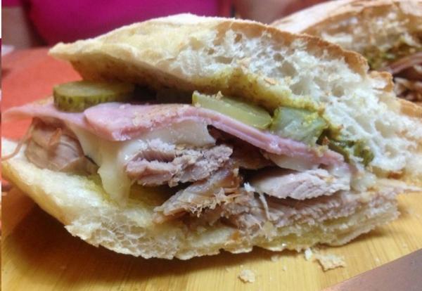 Sanduíche Cubano