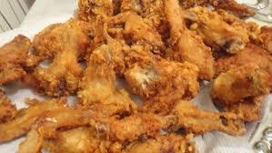 Coxa de frango à milanesa