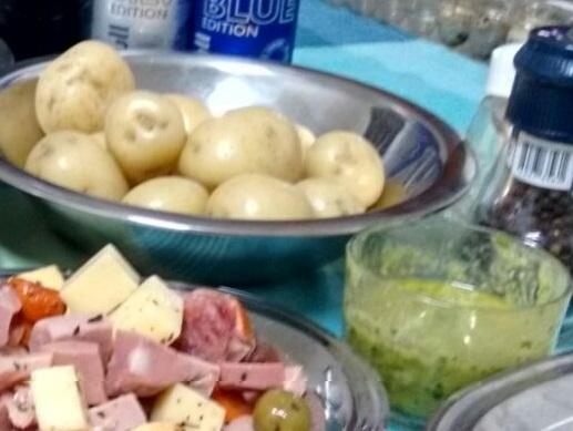 Conserva de batata diferente