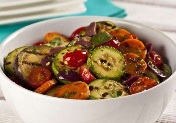 Salada Grelhada
