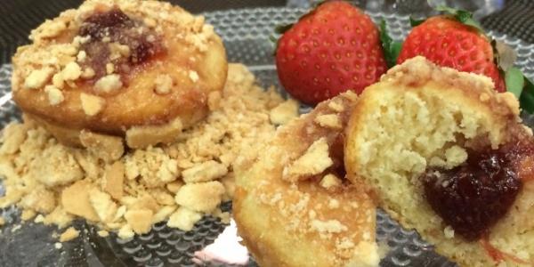 Muffins Recheados