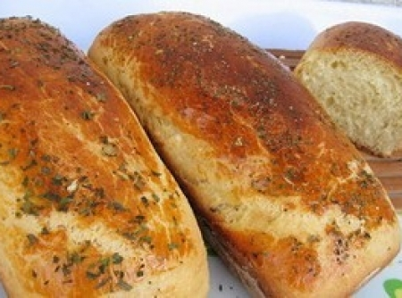 Pão de liquidificador Saboroso