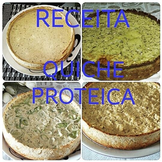 Quiche Proteica
