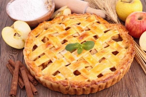Torta de maçã da vóvó