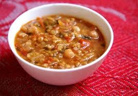 Sopa Marroquina