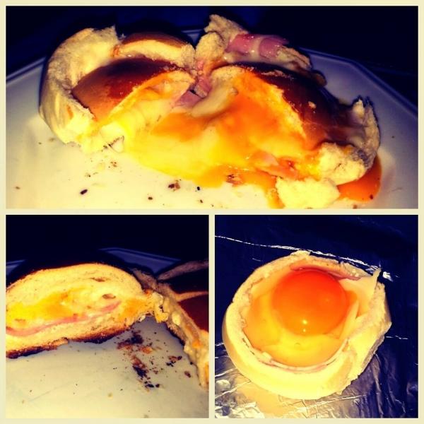 Pão com Gema Mole