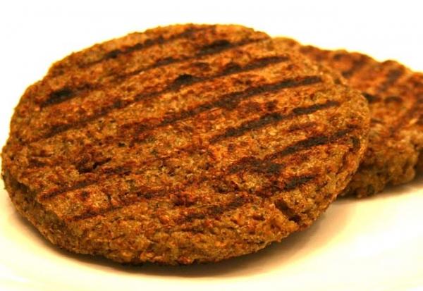 Hambúrguer Vegano com Aveia
