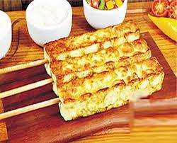queijo para churrasco