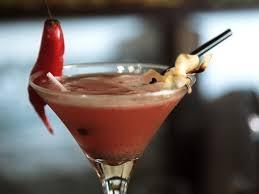 Drink da cor do pecado