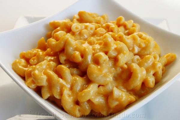 Mac in Cheese Caseiro Simples