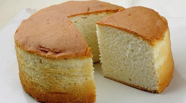 Receita de Bolo pão de ló - Ana Maria Brogui