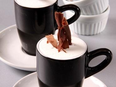 Chocolate quente malandrinho
