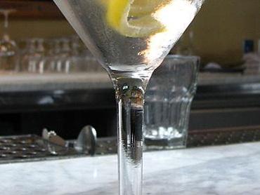 Vesper Martini (Drink do 007)