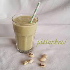 Smoothie de pistache