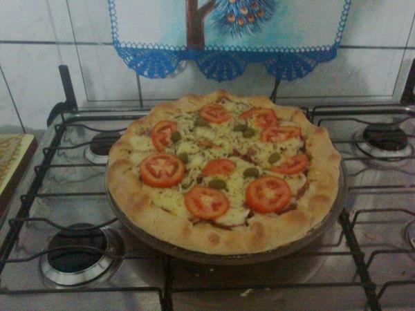 Pizza de calabresa (Especial)