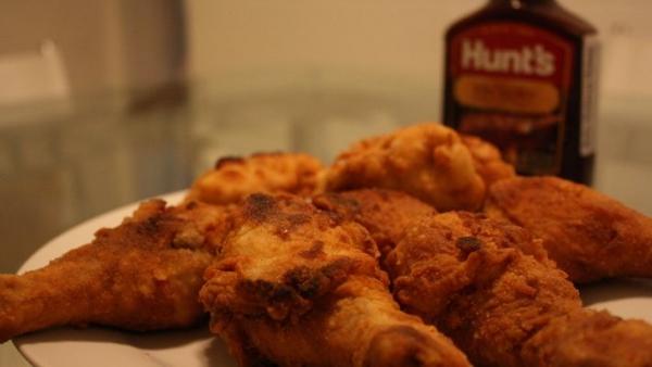 Frango frito americano