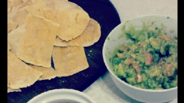 Tortillas mexicanas de milho