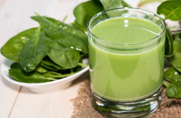 Suco de couve (detox)