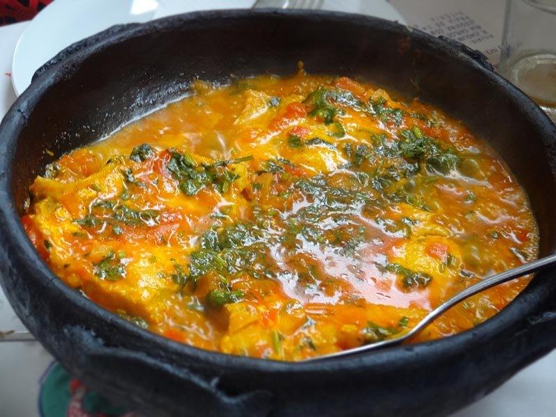 Image result for Receita Moqueca de Sururu.