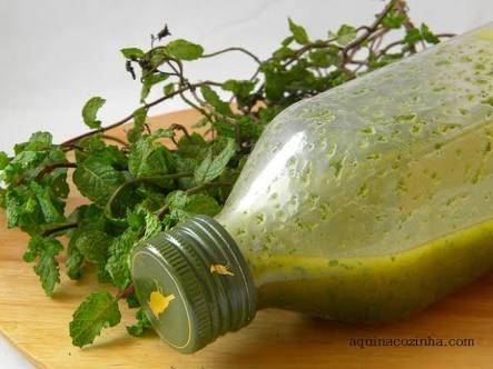 Molhos para saladas para hipertensos