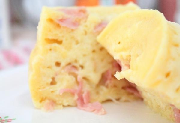 Torta salgada de caneca - SUPER FÁCIL -